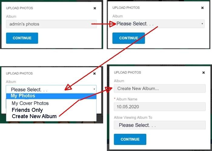 Photo Upload Form Improvements